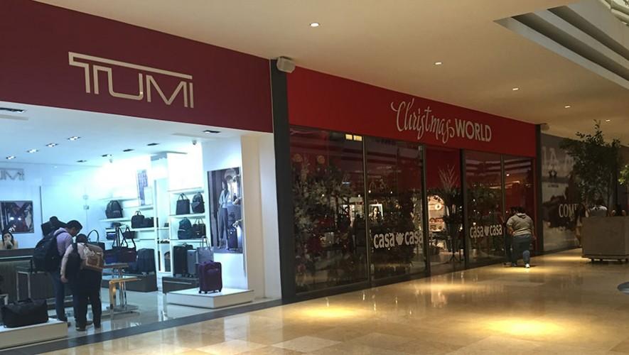 Algunas de las tiendas que ya se encuentran en funcionamiento. (Foto: Guatemala.com)