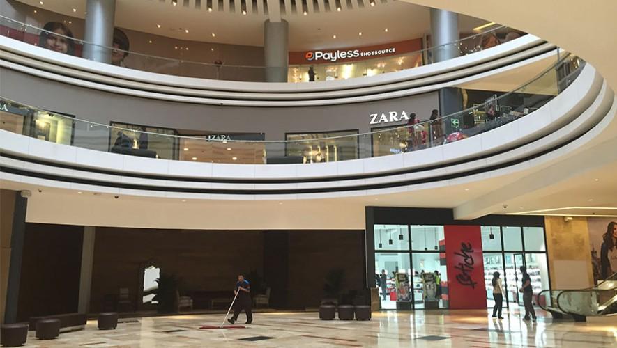 Un nuevo nivel ha sido habilitado en Oakland Mall. (Foto: Guatemala.com)
