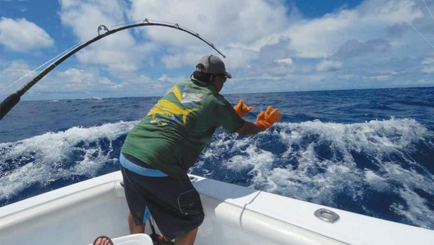 Guatemala es uno de los países favoritos para practicar pesca deportiva. (Foto: Chris Woodward)
