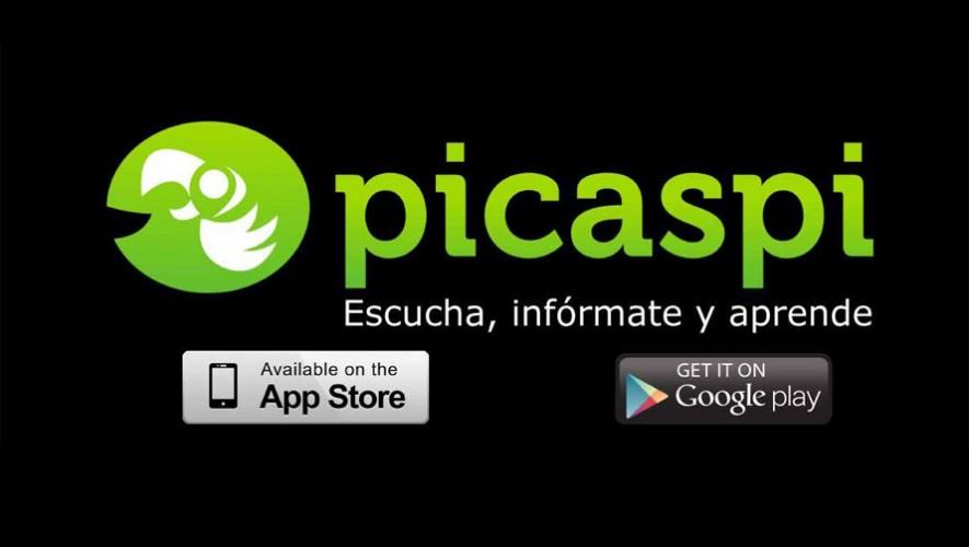 Kevin Gonzáles y Diego Larios Castañeda son los fundadores de Picaspi. (Foto: Facebook Picaspi)