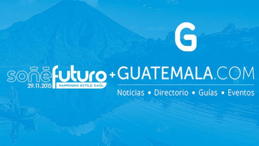 Guatemala.com estará presente en el evento Soñé Futuro. (Foto: Guatemala.com)