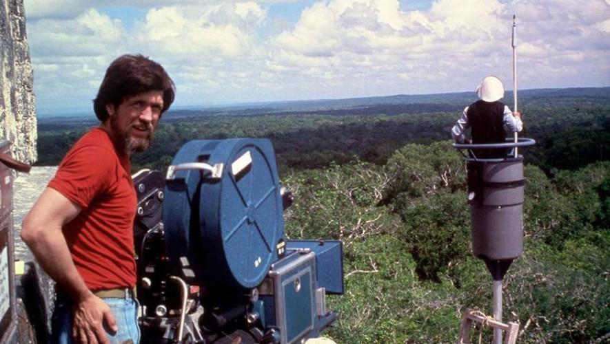 En 1977 se filmó parte de la película Star Wars en Tikal, Petén, Guatemala. (Foto: Alvaro Argueta)