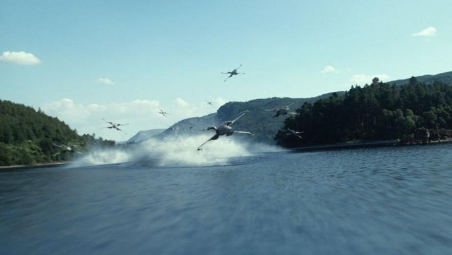 Escena del tráiler de la nueva película de Star Wars. (Foto: YouTube)