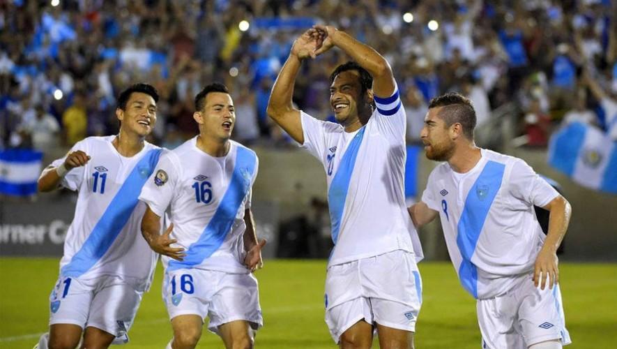 Guatemala se enfrentará a Trinidad y Tobago en el Estadio Mateo Flores, hoy 13 de noviembre de 2015. (Foto: Facebook Selección Nacional de Guatemala)