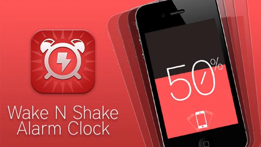 El despertador Wake N Shake fue creado por Andrés Canella (Foto: Facebook Wake N Shake Alarm Clock)