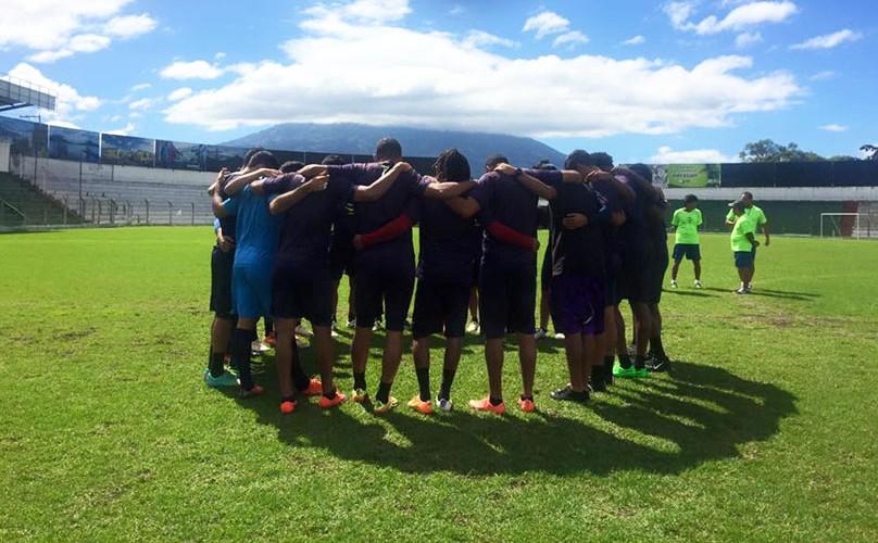 Partido Municipal vs. Antigua por el Torneo Apertura | Noviembre 2015