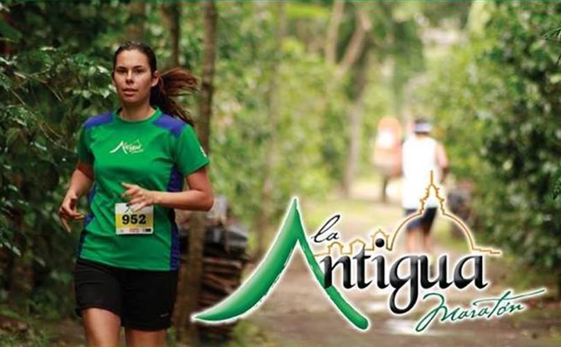La Antigua Maratón | Diciembre 2015