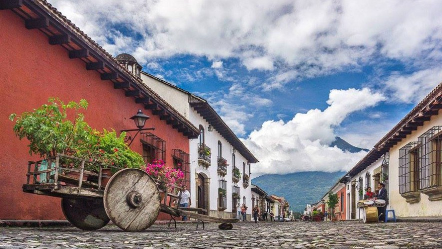El vídeo muestra la belleza de Antigua Guatemala (Foto: Perhaps you need a little Guatemala / Clint Burkinshaw)