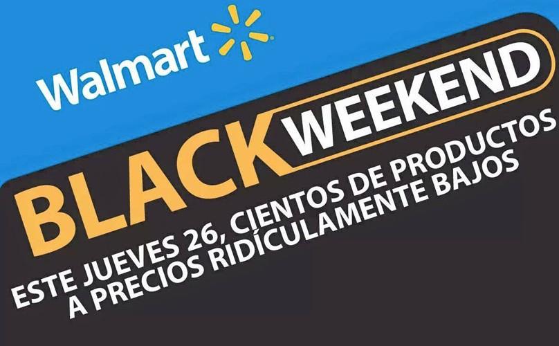 Black Weekend Walmart