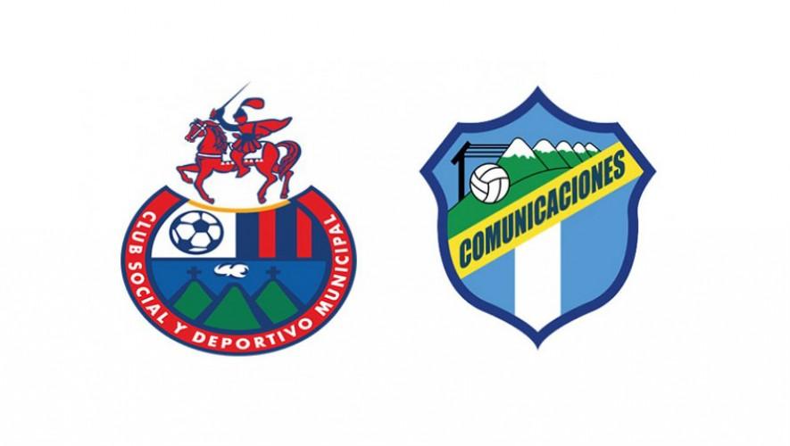 #Clásico290 Partido Comunicaciones F.C. vs. CSD Municipal por el torneo Apertura| Noviembre 2015