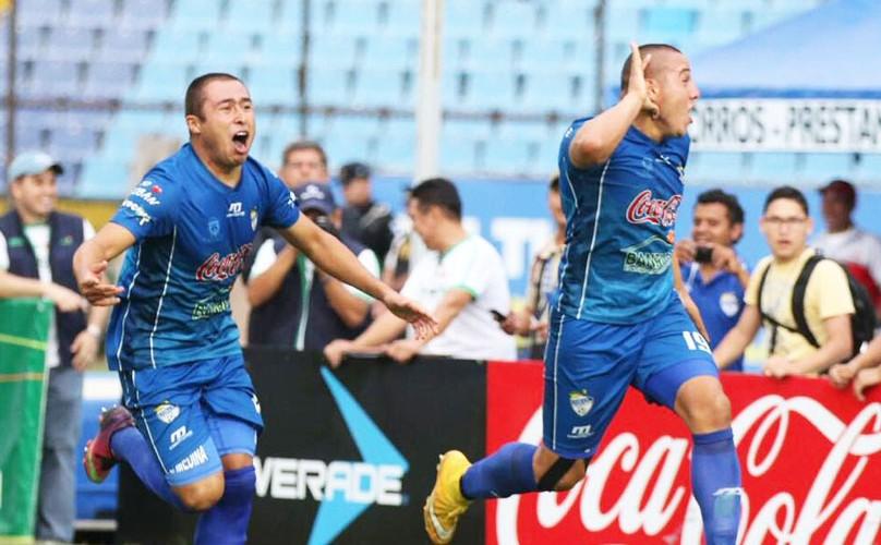 Partido Guastatoya vs. Cobán Imperial por el Torneo Apertura | Noviembre 2015