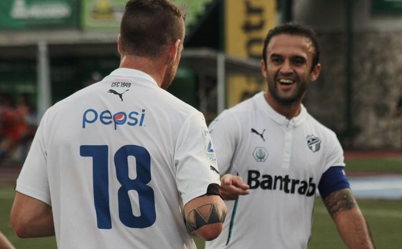 Partido de ida Petapa vs. Comunicaciones por el Torneo Apertura | Diciembre 2015