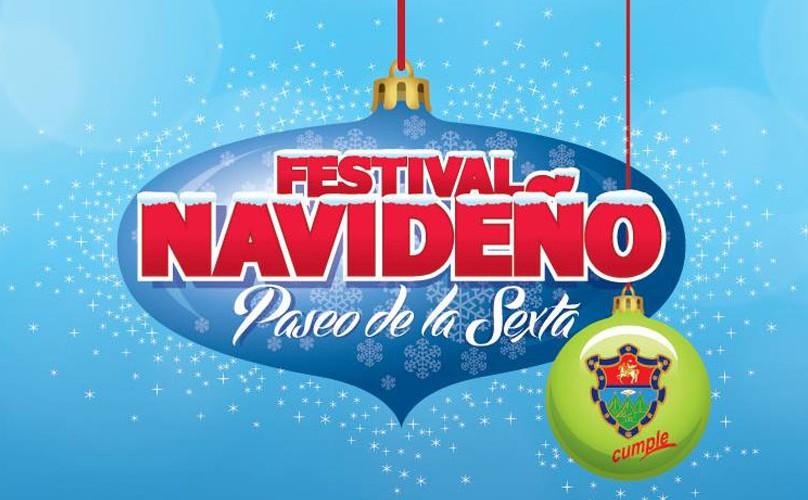 Desfile navideño en Paseo de la Sexta | Noviembre 2015