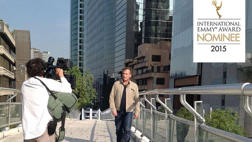 El periodista guatemalteco Harris Whitbeck ha trabajado en grandes cadenas de televisión como CNN. (Foto: Facebook Harris Whitbeck)