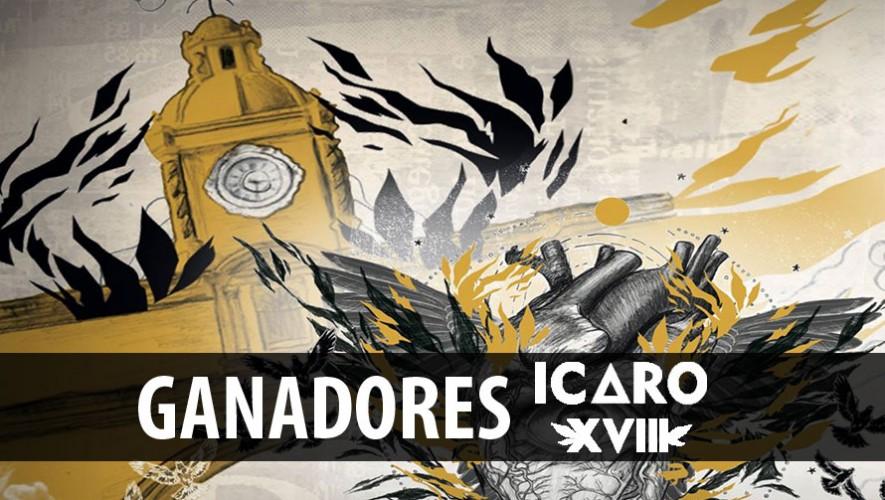 Conoce la lista de ganadores de los Premios Ícaro 2015. (Foto: Facebook Festival Ícaro)