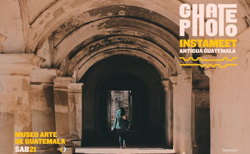 #InstameetGTPH en Antigua Guatemala   Noviembre 2015