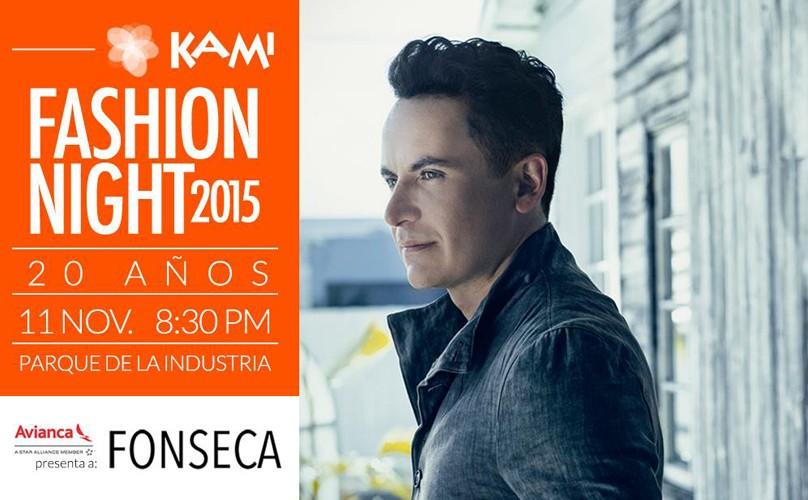 Kami Fashion Night | Noviembre 2015