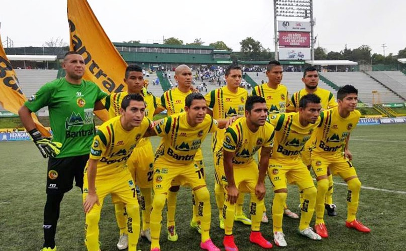 Partido Malacateco vs. Marquense por el Torneo Apertura   Noviembre 2015