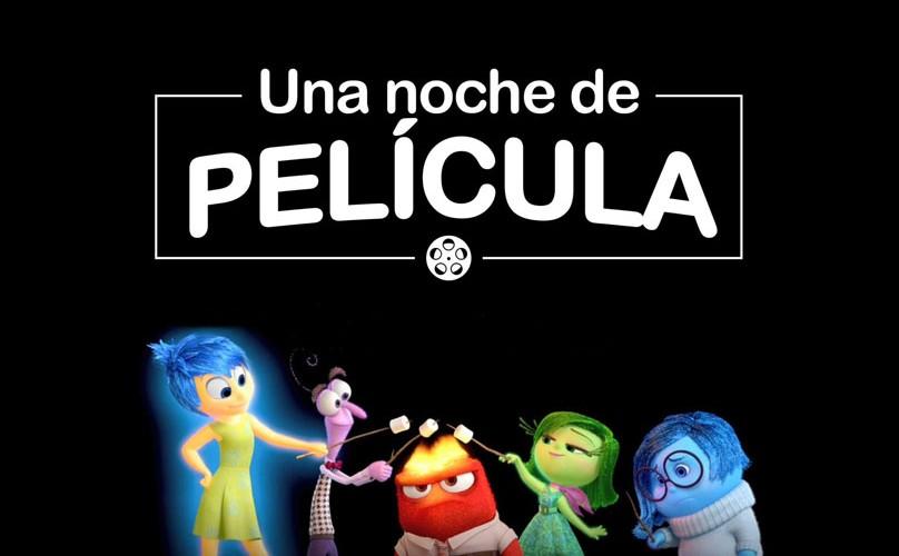 Noche de película: Intensamente en el parque EcoAventura | Noviembre 2015
