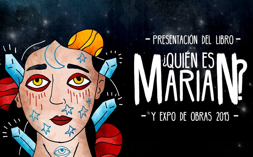 Presentación del libro ¿Quién es Marian? de Hersson Noe