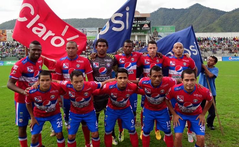 Partido CSD Suchitepéquez vs. Xelajú MC por el Torneo Apertura   Noviembre 2015