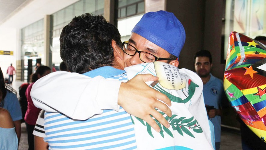 El 7 de diciembre se celebra en Guatemala el Día del Deportista. (Foto: Facebook Comité Olímpico Guatemalteco)