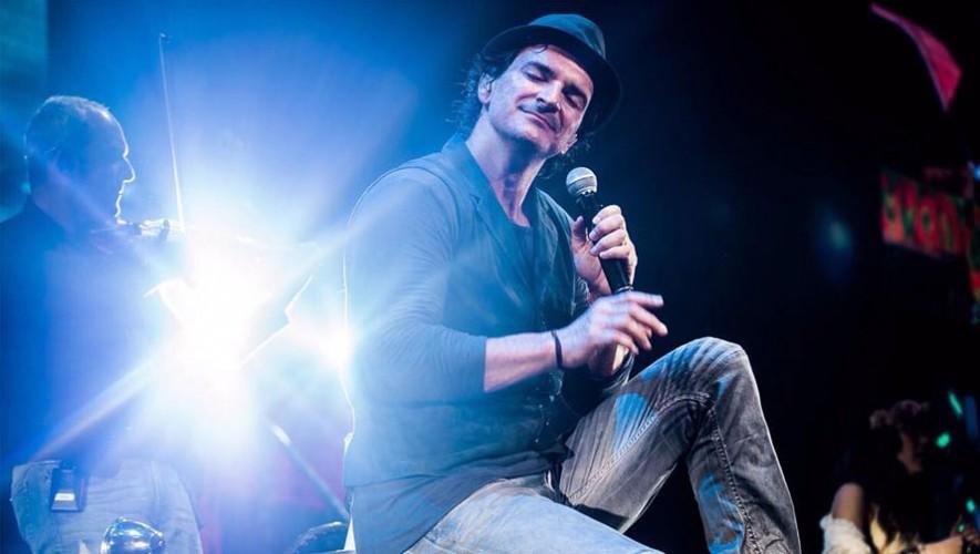 Ricardo Arjona cumplió el sueño de un fan venezolano con síndrome de Down en abril de 2015. (Foto: Facebook Ricardo Arjona)
