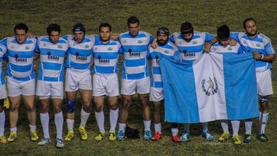 La Selección Nacional de Rugby de Guatemala se coronó campeona en El Salvador. (Foto: Facebook Rugby News Centroamérica)