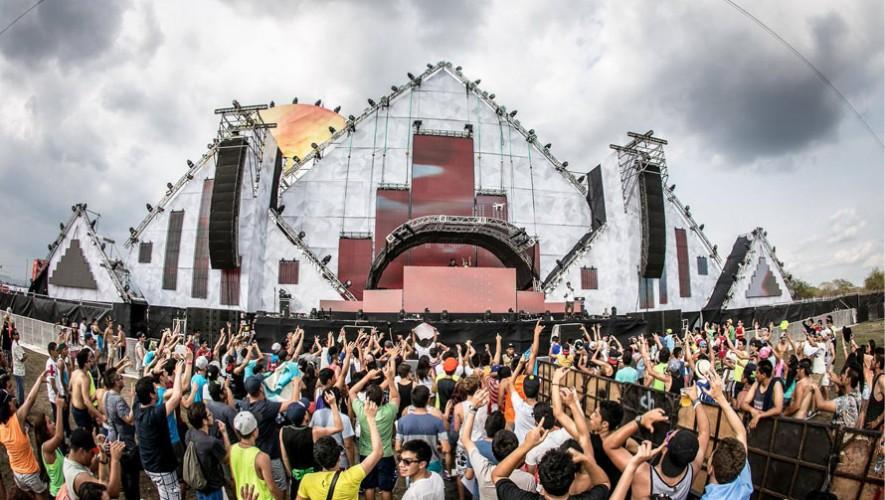 Por tercera vez se realizará el Empire Music Festival, uno de los conciertos más esperados en Guatemala. (Foto: Facebook Empire Music Festival)