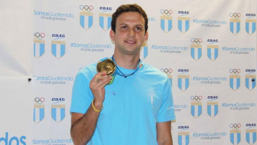 El destacado atleta Kevin Cordón se encuentra entre los mejores 50 badmintonistas del mundo. (Foto: Facebook Comité Olímpico Guatemalteco)