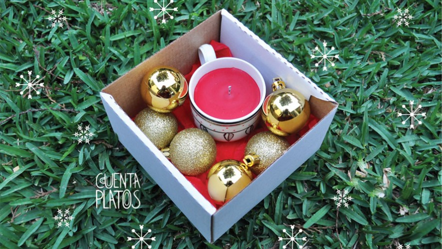 Cuenta Platos es perfecto para la temporada navideña. (Foto: Facebook Cuenta Platos)