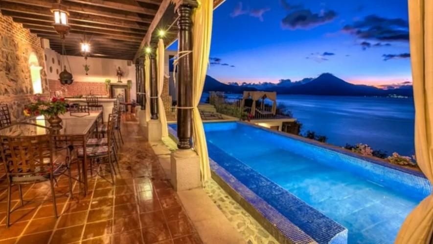 """Puedes alquilar la casa """"El Castillo"""" en Santa Catarina Palopó en Airbnb. (Foto: Airbnb)"""