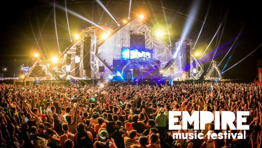 El festival de música Empire Music Festival 2016 se estará llevando a cabo el 4 y 5 de marzo. (Foto: Facebook Empire Music Festival)