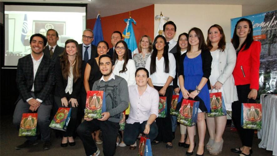 Un grupo de estudiantes de la Alianza Francesa en Guatemala viajarán a Francia para representar al país. (Foto: Inguat)