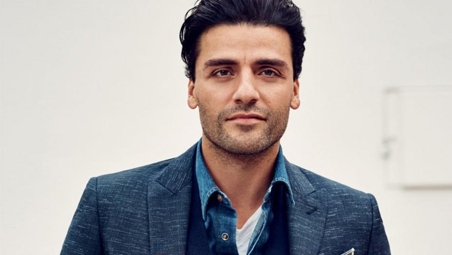 El actor guatemalteco Oscar Isaac es la portada de la revista GQ. (Foto: GQ Magazine)