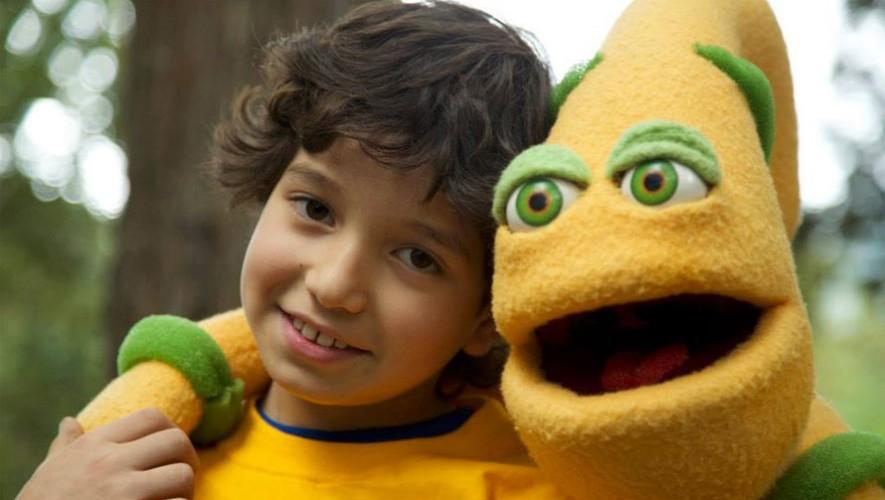 Girqik es la primera película de títeres que se produce en Guatemala. (Foto: Facebook Girqik La película)
