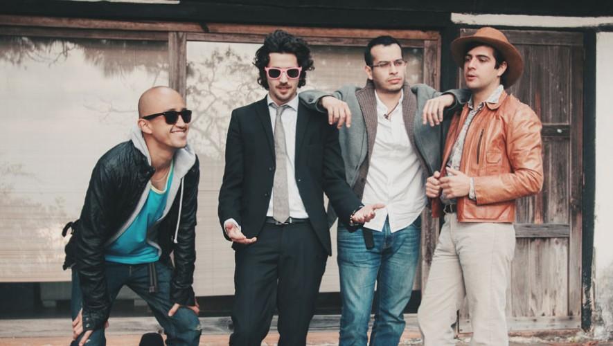 La emblemática agrupación guatemalteca Hot Sugar Mama lanzó su nuevo video. (Foto: Hot Sugar Mama)