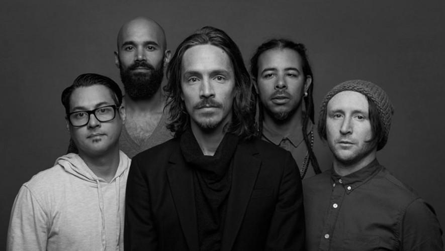 La banda Incubus se presentará en concierto en Guatemala el próximo año. (Foto: Facebook Incubus)