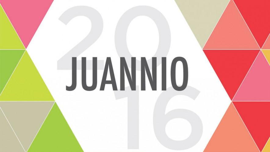 El 1 de diciembre inicia la convocatoria para el concurso de arte Juannio 2016. (Foto: Facebook Juannio)