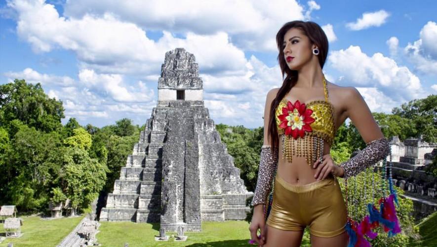Jeimmy Aburto representa a Guatemala en el certamen Miss Universo 2015. (Foto: Facebook Jeimmy Aburto Miss Guatemala 2015)