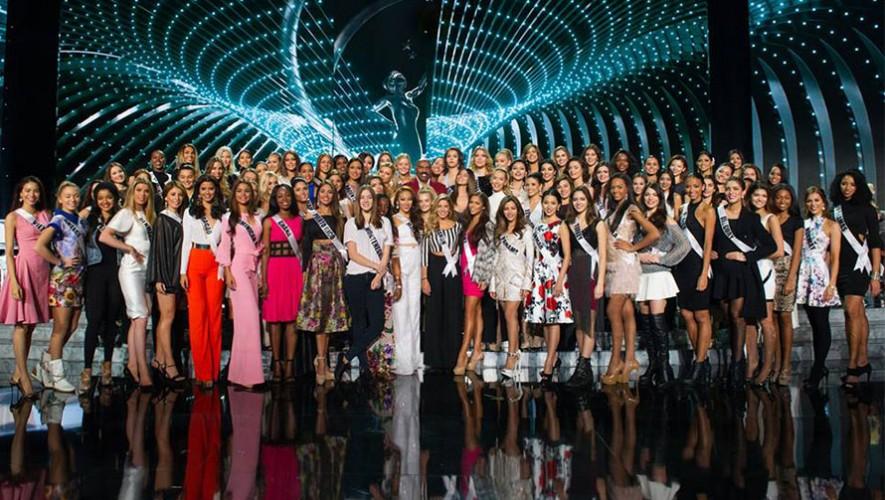 Puedes ver Miss Universo 2015 en los canales TNT o FOX a partir de las 18:00 horas en Guatemala. (Foto: Facebook Miss Universe)