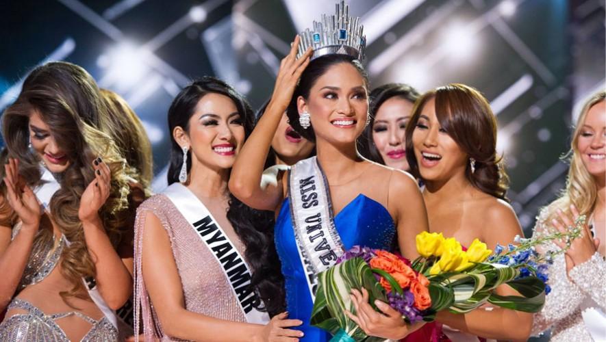 Miss Filipinas Pia Alonzo Wurtzbach fue elegida como Miss Universo 2015. (Foto: Facebook Miss Universe)