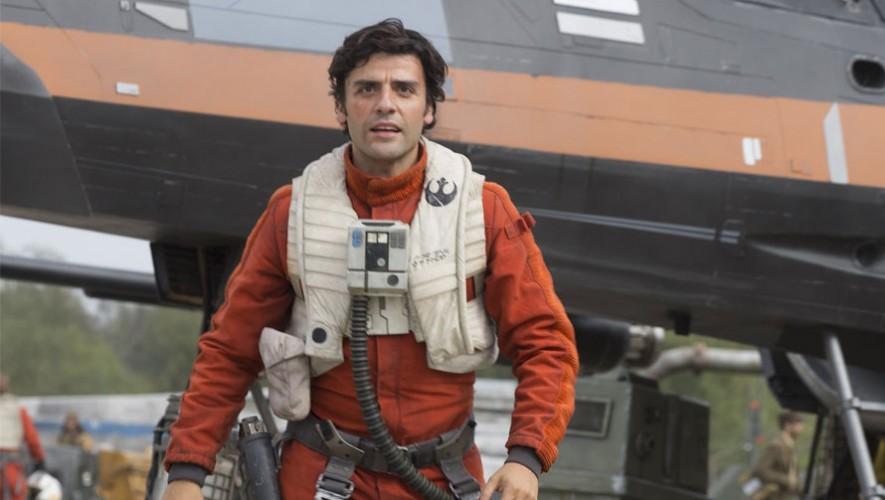 Oscar Isaac en Star Wars Guatemala