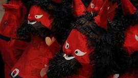 La Quema del Diablo es una tradición guatemalteca que se realiza cada 07 de diciembre. (Foto: Flickr Fernando Delgado)