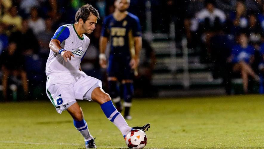 El futbolista guatemalteco Rodrigo Saravia podría cumplir su sueño de jugar en la MLS. (Foto: Facebook Rodrigo Saravia)