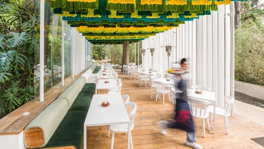 El restaurante Saúl Bistro de zona 14 fue elegido como uno de los más atractivos del 2015. (Foto: Facebook Saúl Bistro Guatemala)