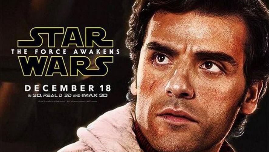 El actor Oscar Isaac confesó que una escena de la nueva película de Star Wars fue filmada en Guatemala. (Foto: Facebook Oscar Isaac)