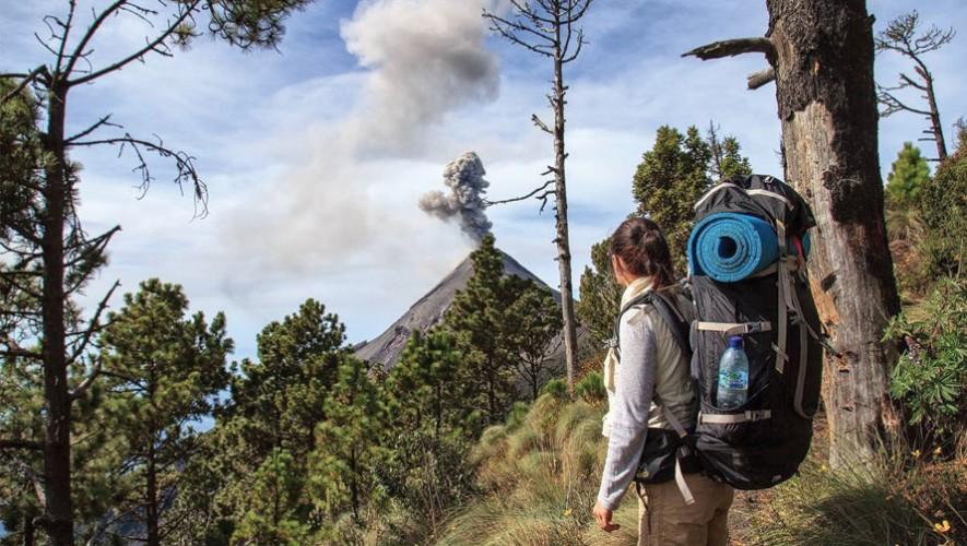Conoce los países que aportan más turistas a Guatemala. (Foto: Facebook Perhaps you need a little Guatemala/Annette Büchner)