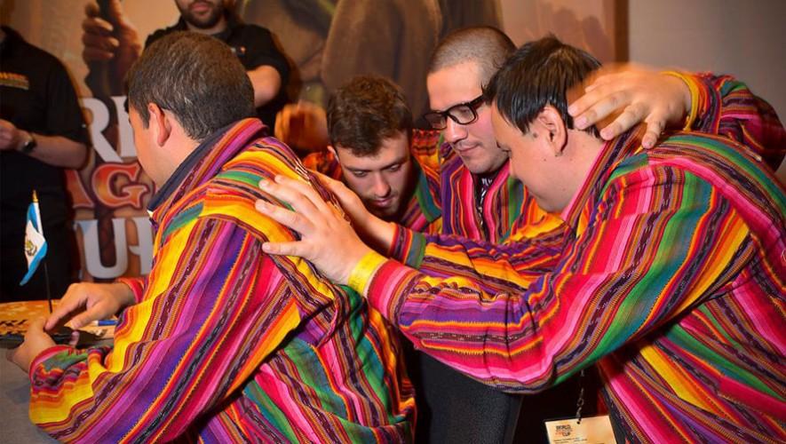 El equipo de Magic de Guatemala es el mejor a nivel latinoamericano. (Foto: Facebook Magic: The Gathering)