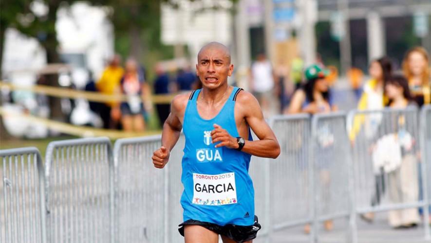 El experimentado fondista de 38 años aseguró su plaza a la cita olímpica. (Foto: Facebook Comité Olímpico Guatemalteco)